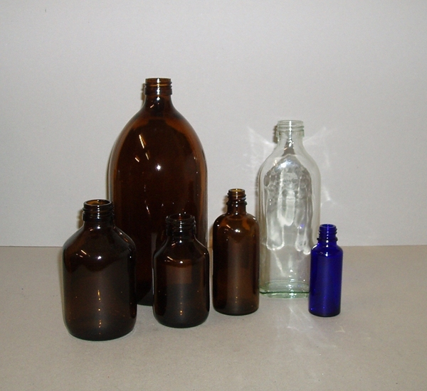 Emballage bouteille verre