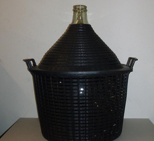 Mandfles 34 liter