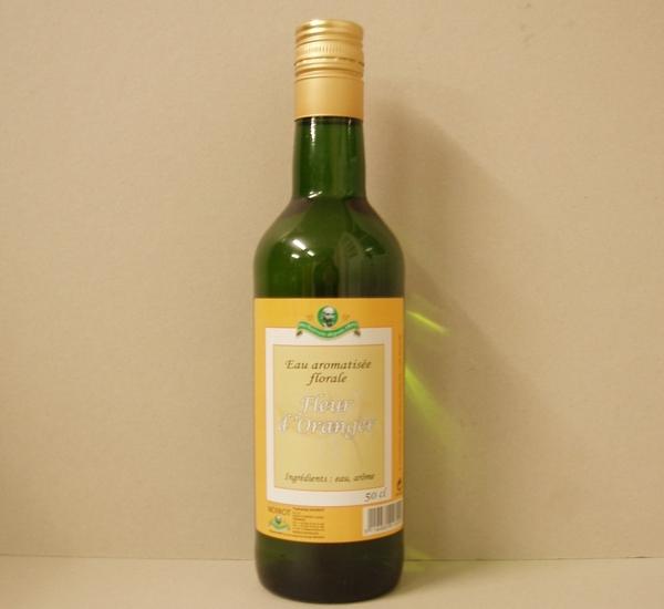 Oranjebloesemwater Noirot 50cl