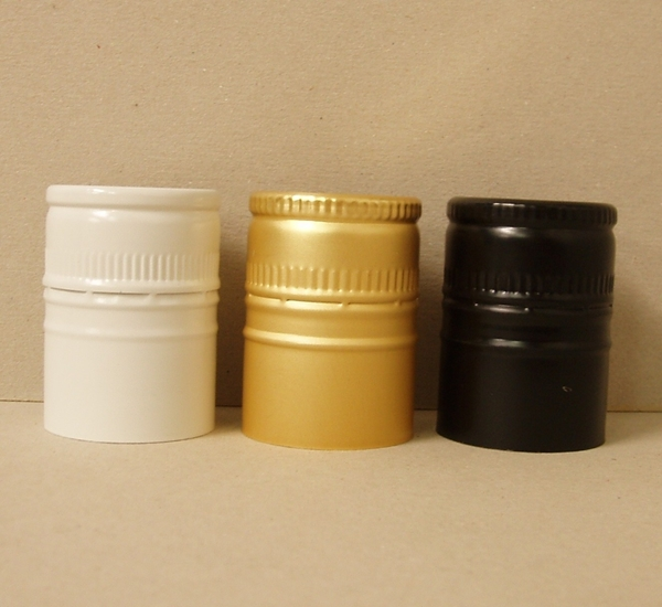 PP capsules 31,5 x 44 per 1000st