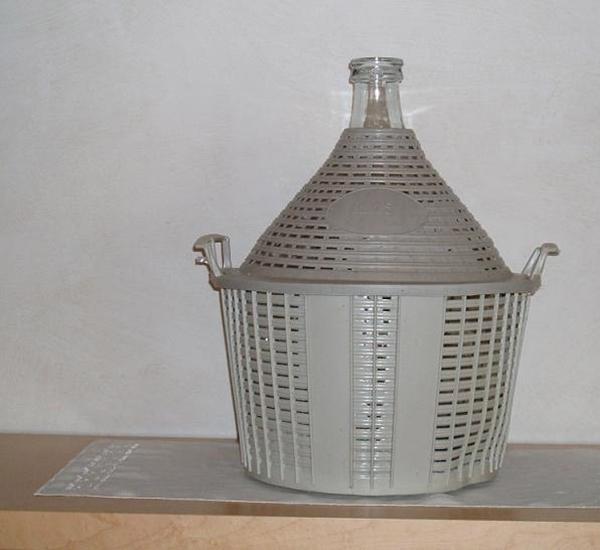 Mandfles 15 liter
