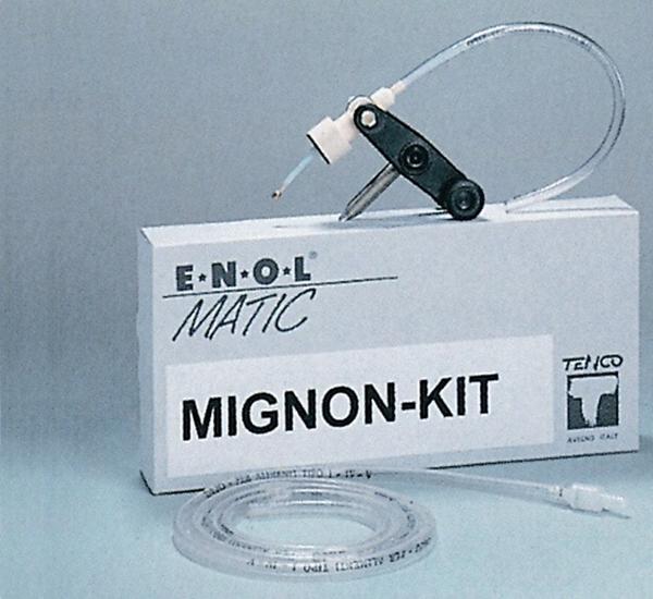 Mignon Kit voor kleine flesjes 5ml-100ml
