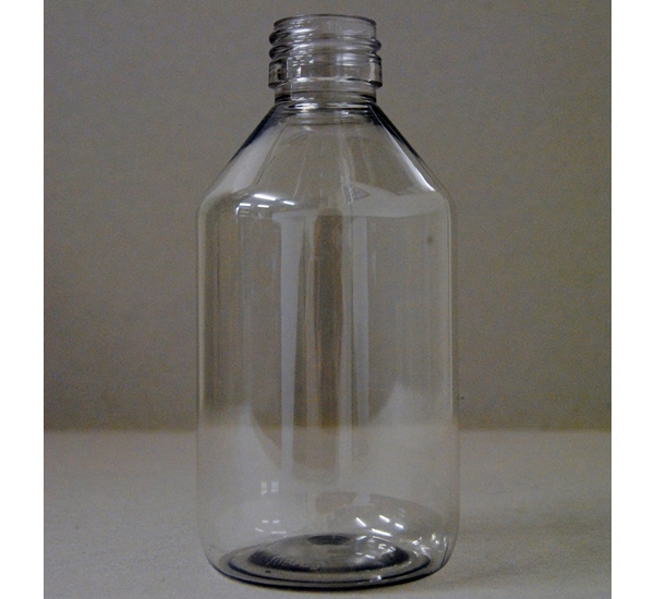 Fles pet Cristal 250ml zonder dop (28mm)