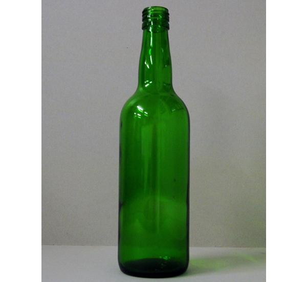 Porto fles groen 75cl