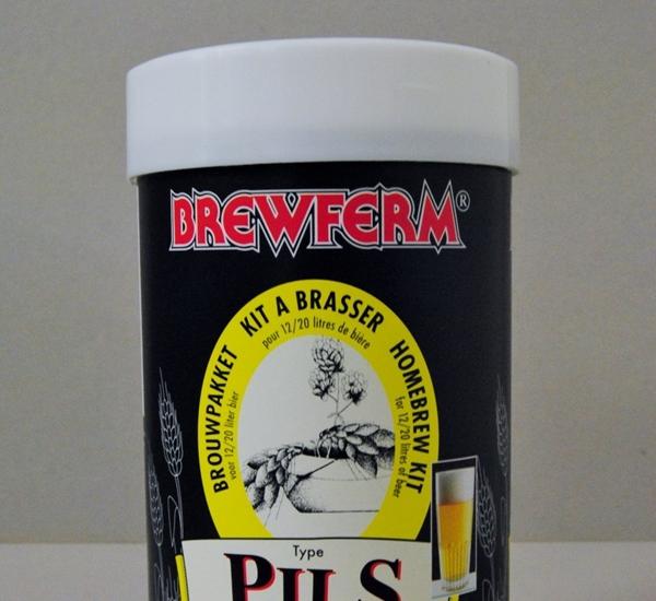 Brewferm Pils (12/ 20 l)