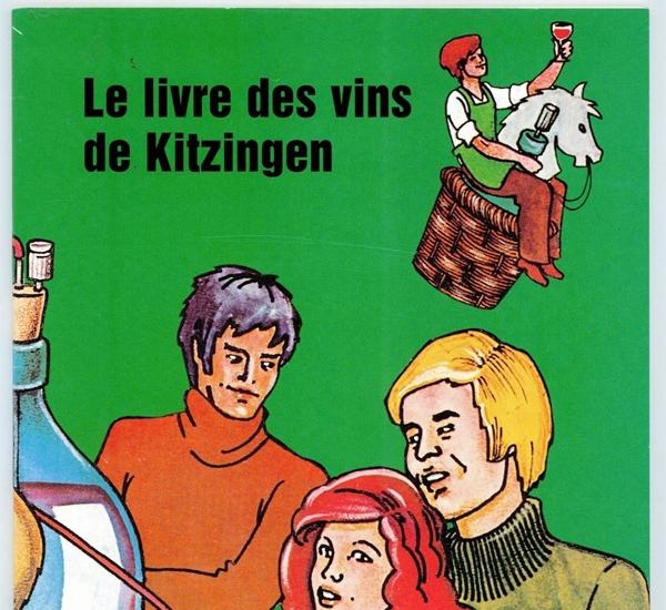 Kitsinger wijnboek ( frans )