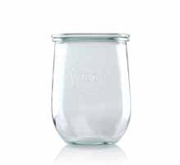 Weck 1 liter tulp 4st (745)
