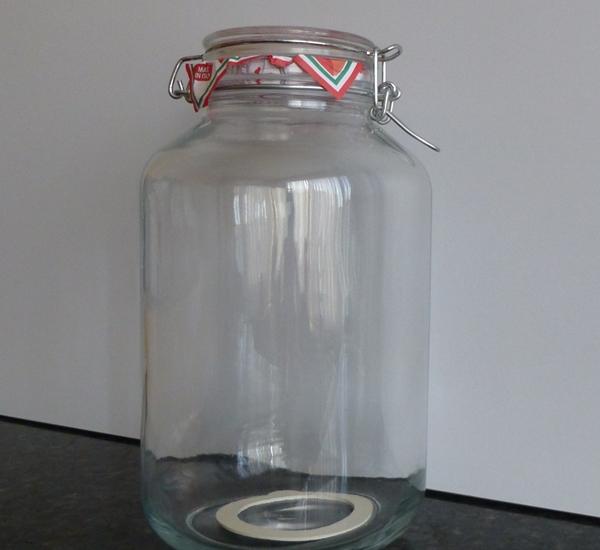 Steriliseerbokaal 4 liter