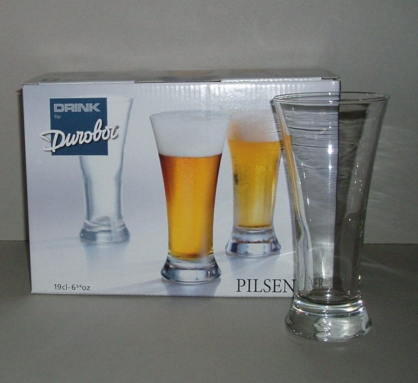 Pilsener-Piconglas 19cl 6st