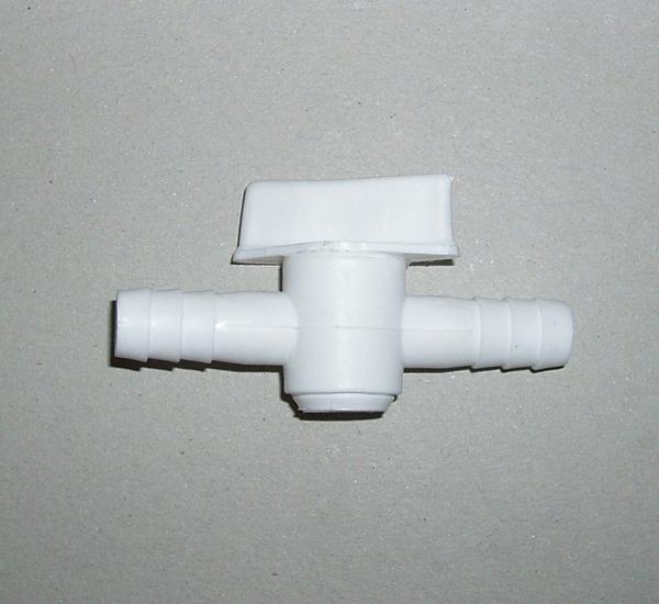 Kraantje wit minimodel 11mm