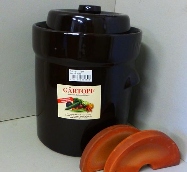 Zuurkoolpot 25 liter
