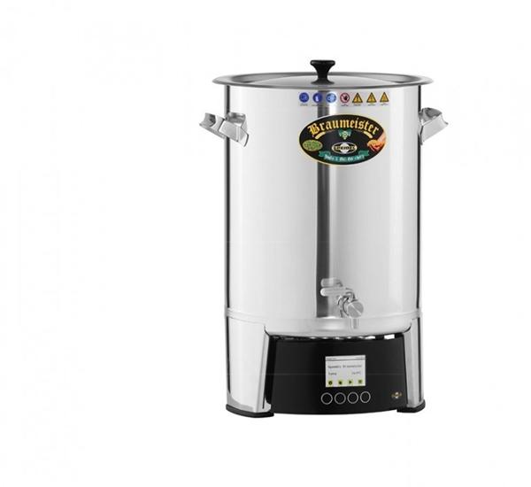 Brouwketel automatisch Braumeister 20L + GRATIS wortkoeler