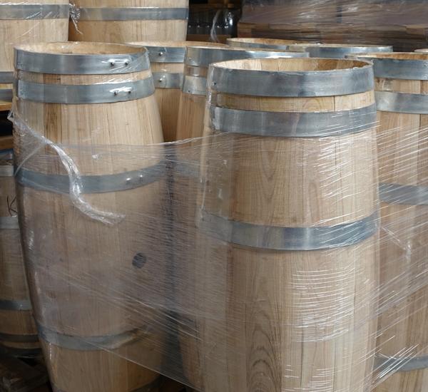 Ton kastanjehout sigaar H110/ Br 30-40