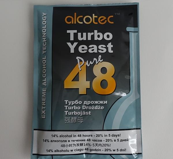 Alcotec- 48 uur 135g