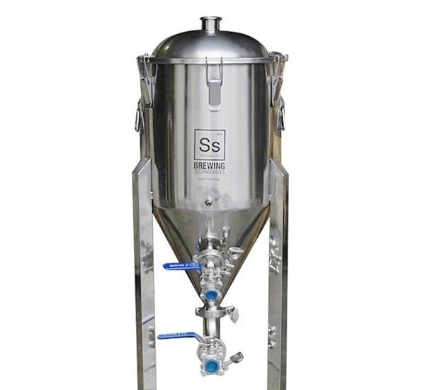 SS Brewing Fermenters