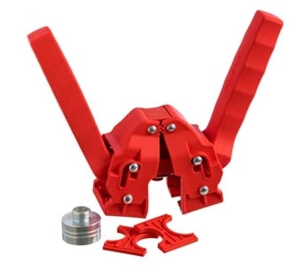 Capsuleuse pour capsule couronne VIK 26+29 mm