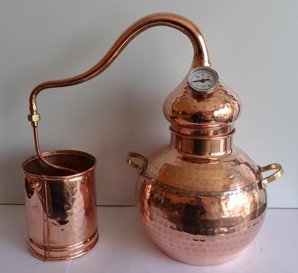 Alambic (koper) 5 liter