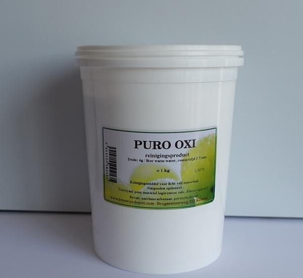 Puro Oxi 1kg