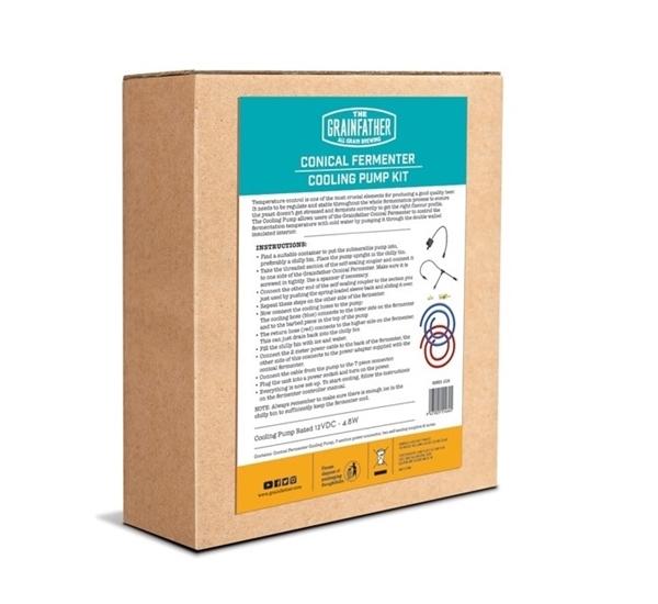 Conical fermenter cooling pump kit Grainfather
