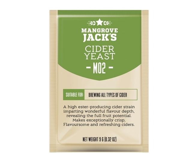 Mangrove Jack's M02 Cider gist 10g