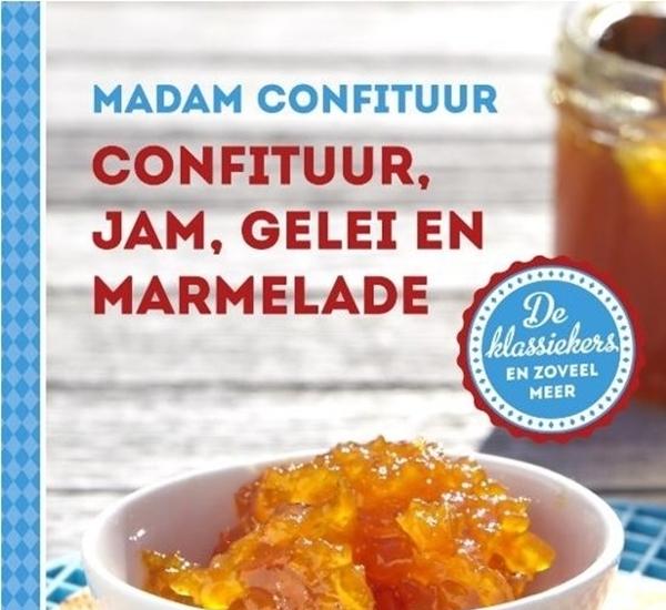 Confituur, jam, gelei en marmelade - Madam Confituur