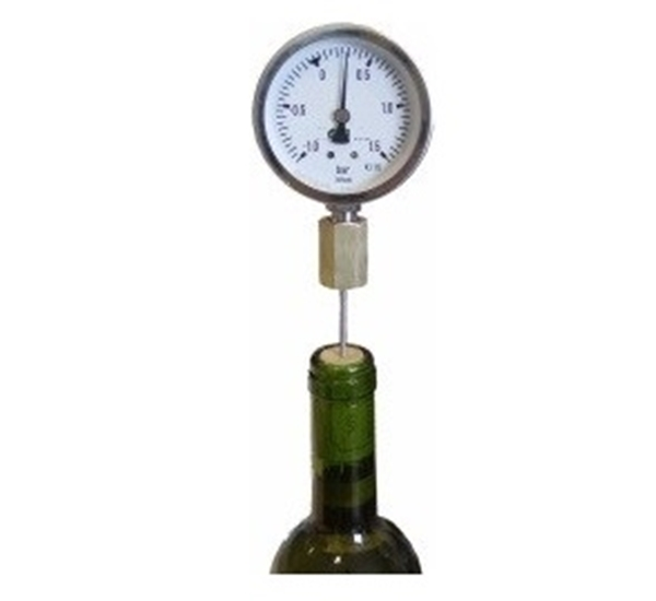 Aphrometer voor wijnkurk