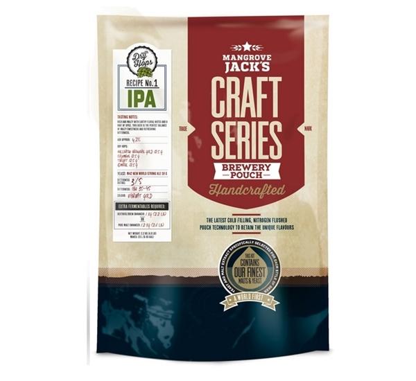 MJ Craft Series IPA met dry hops 2,5kg