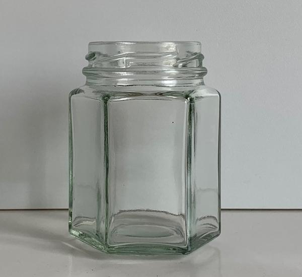 Inmaakbokalen in glas