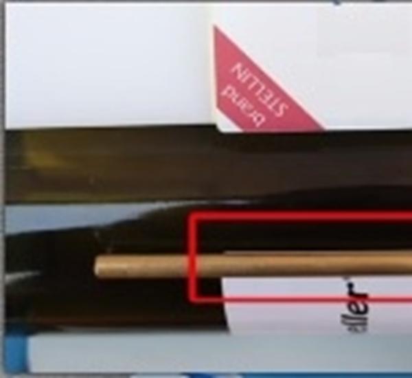 Tegenetiket kit voor etiketeerapparaat
