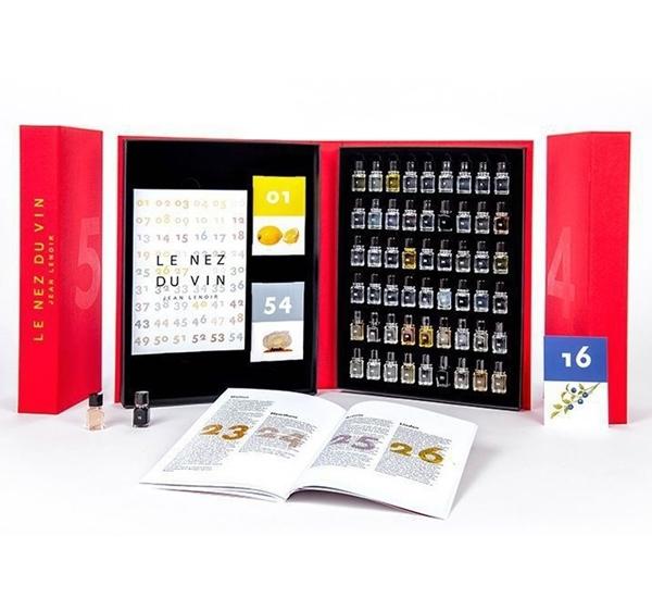 Le nez du vin 54 aroma's NL