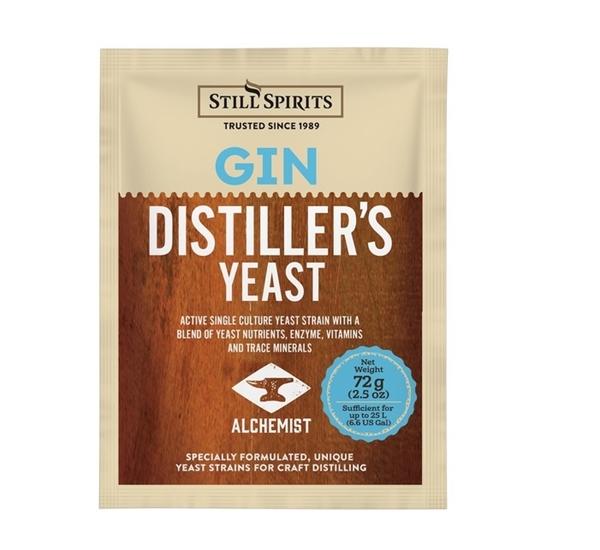 Gin Distiller's Yeast Still Spirits 72g