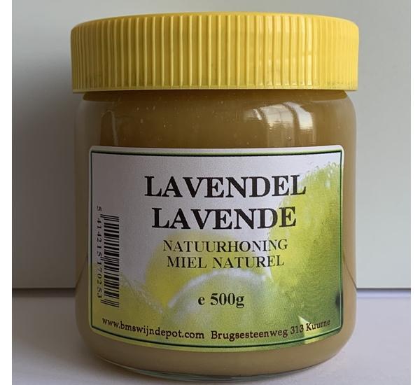 Lavendelhoning 500g