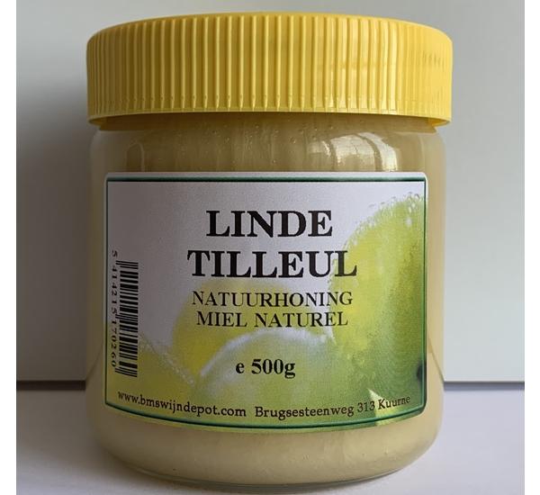 Lindehoning 500g