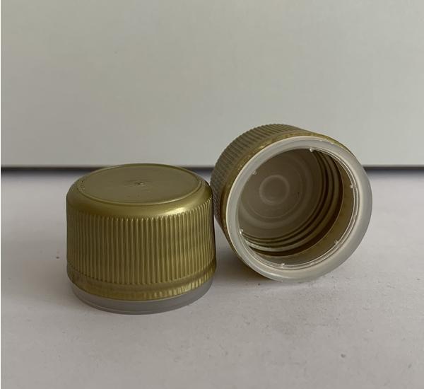 Schroefdop verzegelbaar P24 (voor oliefles 10cl)