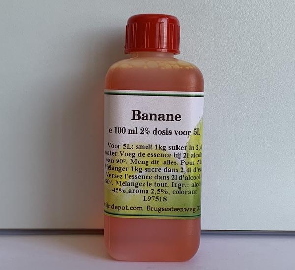 Creme de bananes 100ml Provence