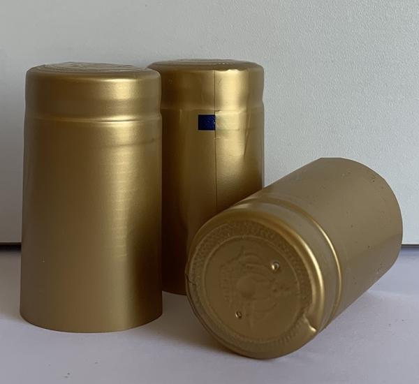 Krimpcapsules goud 10.000st