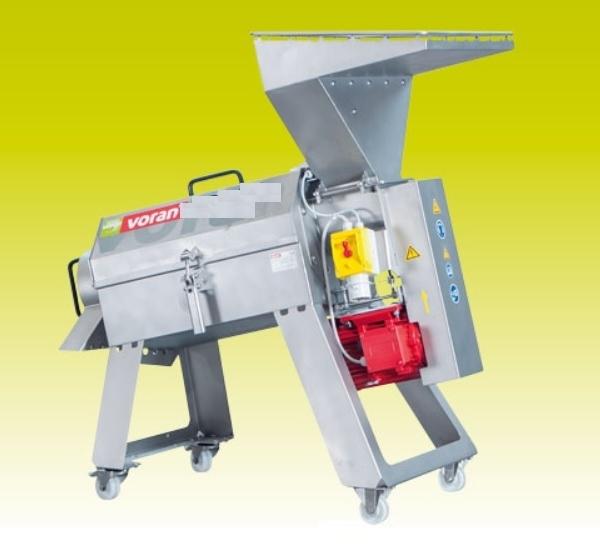 Kersenontpitter professioneel electrisch 500kg/u.