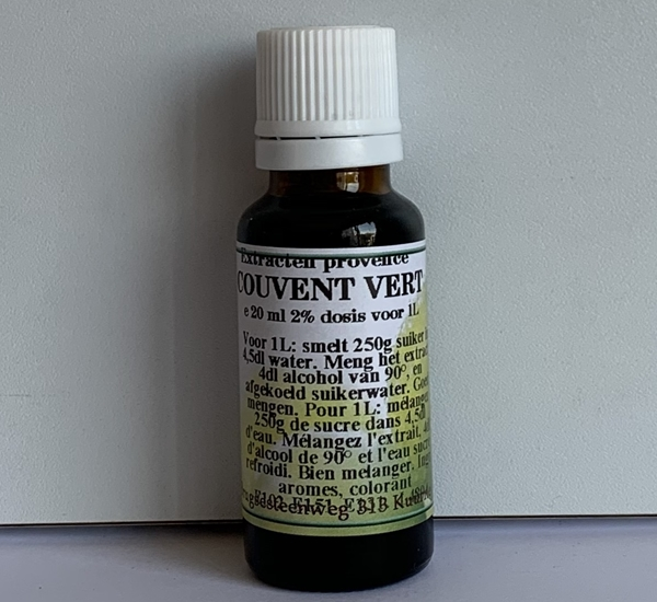 Couvent vert 20ml Provence