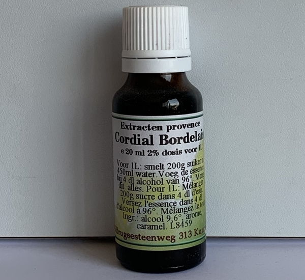 Cordial Bordelais 20ml