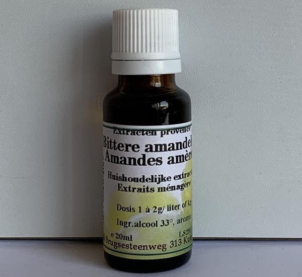 Bittere Amandel 20ml Provence