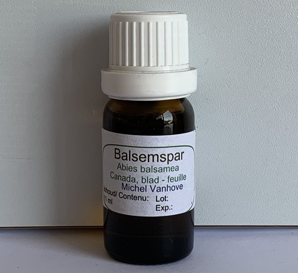 Balsemspar etherische olie 11ml