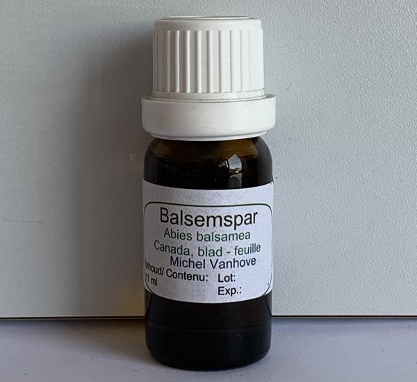 Balsemspar etherische olie 11ml