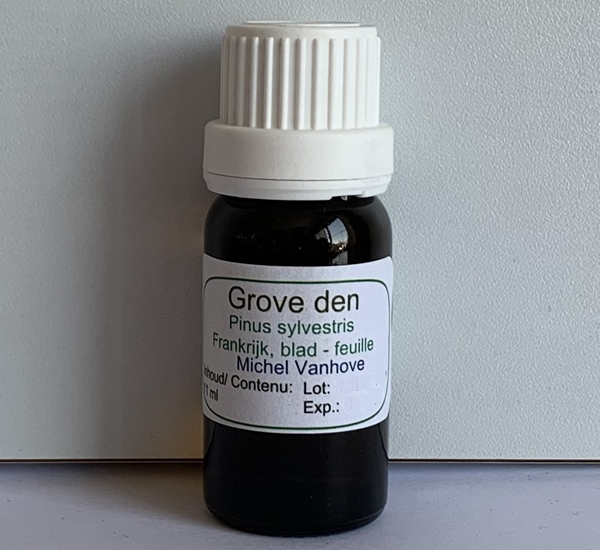 Grove den etherische olie 11ml