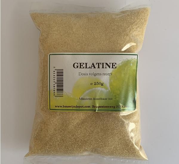 Gelatine Erbsloh 250g
