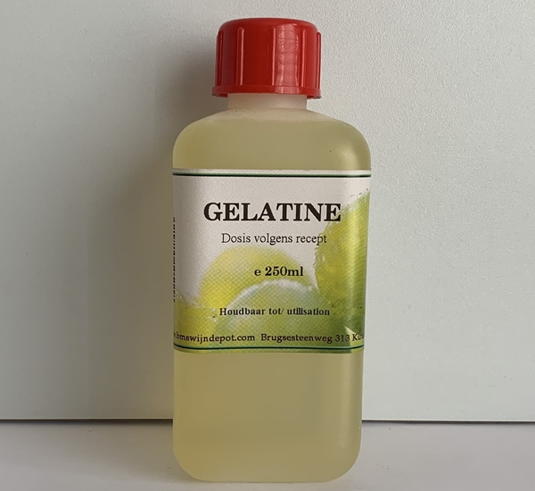 Gelatine Erbsloh 250ml