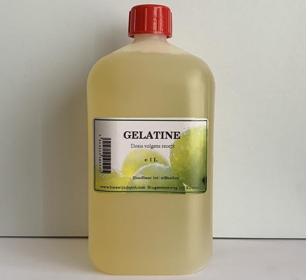 Gelatine Erbsloh 1L