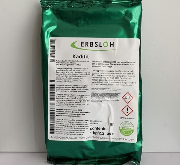 Kaliummetabisulfiet (E224) 1kg
