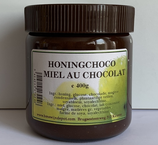 Honingchoco 400g
