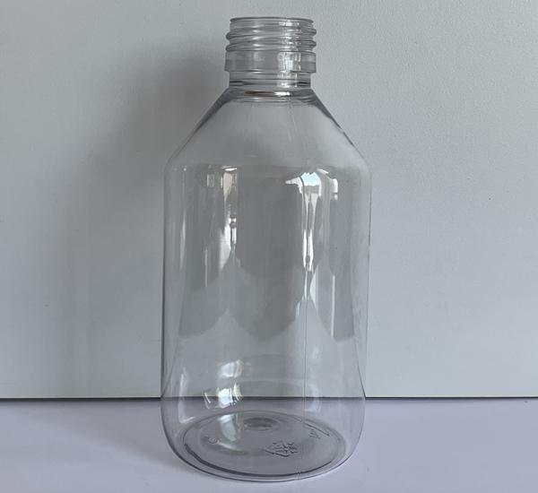 Fles pet Cristal 200ml zonder dop (28mm)