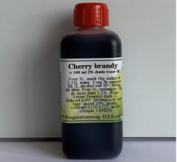 Cherry brandy 100ml Provence
